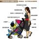 台北MRT各駅で女性をイラスト化した「喬先生の地下鉄駅女性観察日誌」がおもしろい