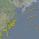 飛行機の軌跡をリアルタイムで追える『flightradar24』が多機能でおもしろい